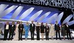 Liên hoan phim Cannes khai mạc hoành tráng