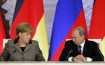 Đức khẳng định quan hệ đối tác chặt chẽ với Nga