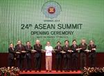 ASEAN họp báo về thành công Hội nghị cấp cao lần thứ 24