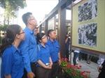 """Triển lãm """"Chủ tịch Hồ Chí Minh sống mãi trong lòng dân tộc Việt Nam"""""""