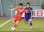 VCK Asian Cup nữ 2014: Việt Nam - Nhật Bản: 0-4