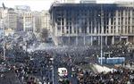 Người biểu tình Maidan sử dụng ma túy