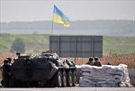 Giao tranh dữ đội ở Slavyansk