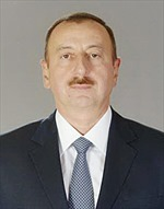 Lễ đón chính thức Tổng thống Azerbaijan