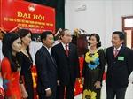 Đồng chí Nguyễn Thiện Nhân dự đại hội MTTQ tỉnh Bắc Giang