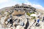 Jordan tái triển khai quân dọc biên giới với Syria