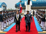 Thủ tướng Nguyễn Tấn Dũng tới Philippines