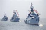 Hùng hậu Hạm đội Thái Bình Dương - Nga