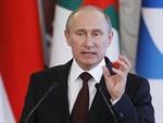 Tổng thống Nga nghi ngờ tính hợp pháp cuộc bầu cử tại Ukraine