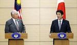 Nhật Bản và Malaysia nhất trí hợp tác để ổn định khu vực Biển Đông