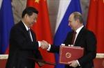 Putin: Hợp đồng khí đốt với Trung Quốc là công trình lớn nhất TG