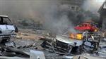 Đoàn vận động tranh cử của ông Assad bị tấn công, 21 người chết