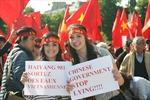 Người Việt tại UAE phản đối hành động của Trung Quốc