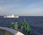 Trung Quốc cản phá quyết liệt tàu Việt Nam