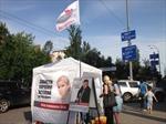 Ghi chép từ Kiev trước thềm cuộc bầu cử Tổng thống