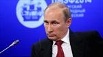 Putin: Nga và Trung Quốc cần bảo vệ dự trữ vàng và tiền tệ