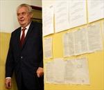 Tổng thống Zeman: Người Séc không nghiêm túc với EU