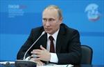 Tổng thống Putin: Nga - Trung không xây dựng liên minh