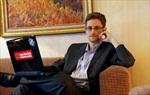 Snowden hoạt động như điệp viên