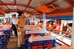 Tăng cường kiểm tra an toàn giao thông đường thủy