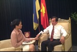 Đại sứ Việt Nam tại Ukraine: Cộng đồng kiều bào luôn hướng về biển đảo quê hương