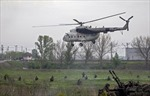 1.200 lính Ukraine thiệt mạng trong chiến dịch đặc biệt ở Slaviansk