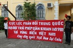 Cộng đồng Việt Nam tại Cuba phản đối Trung Quốc xâm phạm chủ quyền