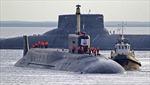 Nga khởi công đóng 2 tàu ngầm