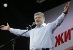"""Từ """"vua sôcôla"""" thành Tổng thống Ukraine"""