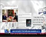 Báo chí quốc tế nói về Shangri-La 13: Các nước bất bình với Trung Quốc