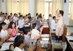 Thủ tướng Nguyễn Tấn Dũng: Tạo điều kiện để ngư dân tiếp tục vươn khơi, bám biển