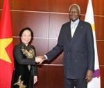 Tổ chức Quốc tế Pháp ngữ ủng hộ và đoàn kết với Việt Nam