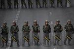 6.500 binh lính, cảnh sát dàn quân ngăn biểu tình ở Bangkok