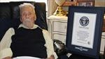Người đàn ông cao tuổi nhất thế giới qua đời ở tuổi 111
