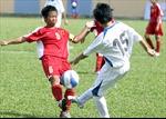 Đội nữ U14 Việt Nam giành chiến thắng ấn tượng