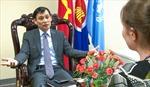 Đại sứ Việt Nam tại LHQ trả lời báo chí quốc tế về giàn khoan 981