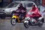 Rãnh áp thấp khiến thời tiết mát mẻ