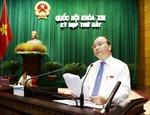 Báo cáo giải trình và trả lời chất vấn của PTT Nguyễn Xuân Phúc