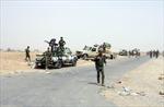 Không quân Iraq oanh tạc phiến quân ở Mosul