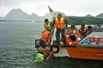 Cứu sống 2 ngư dân trôi dạt trên biển