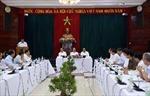 Phó Thủ tướng Vũ Văn Ninh làm việc với thành phố Đà Nẵng