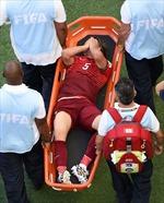 Fabio Coentrao chia tay World Cup vì chấn thương