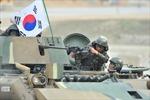 Hàn Quốc diễn tập gìn giữ hòa bình tại Mông Cổ
