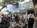 Trên 1.100 người tìm việc tại sàn giao dịch TP. Hồ Chí Minh