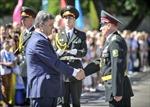 Ukraine giành lại quyền kiểm soát biên giới với Nga