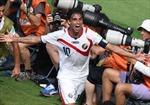 Lần đầu tiên một đội bóng Trung Mỹ hạ gục hai 'cựu vương'