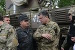 Tổng thống Ukraine giải thích kế hoạch hòa bình