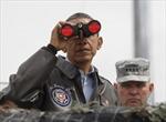 Tổng thống Mỹ: Triều Tiên là mối đe dọa đặc biệt
