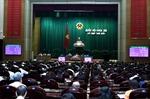 Quốc hội kết thúc Kỳ họp thứ 7