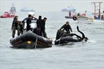 Phát hiện thêm thi thể trong phà chìm Sewol